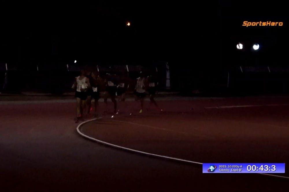 Η «μαύρη» μέρα στις μεγάλες αποστάσεις είναι γεγονός-Εικόνες συσκότισης στο πανελλήνιο πρωτάθλημα 10.000 μέτρων