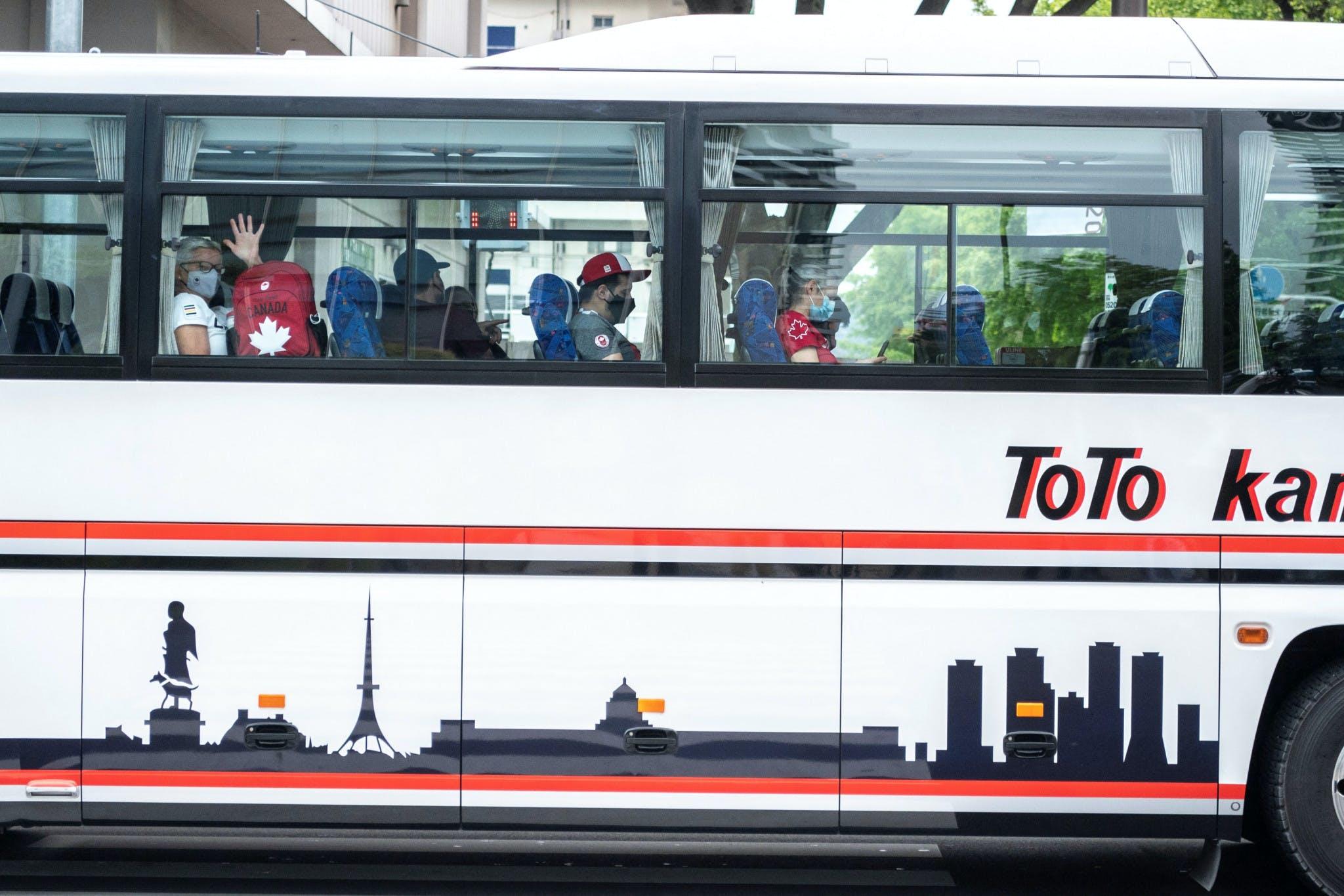 Έφτασαν στο Ολυμπιακό χωριό του Τόκιο οι πρώτοι αθλητές