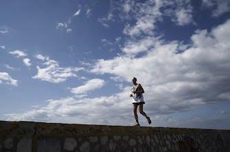Ο Θανάσης Αλευράς εξηγεί πώς το τρέξιμο τον βοήθησε να αλλάξει τη ζωή του