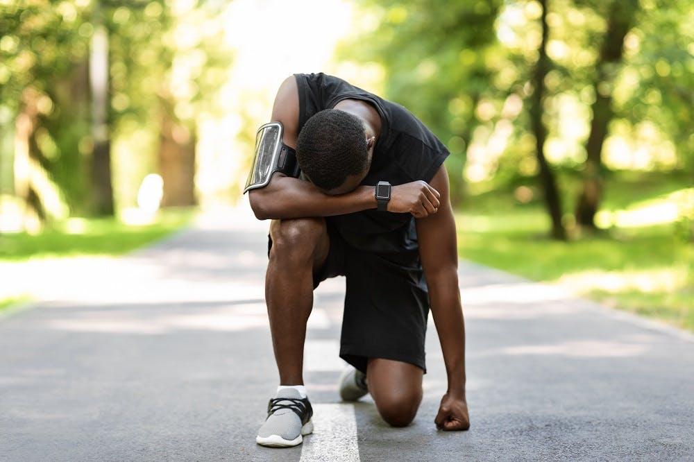 Το… εμμονικό πάθος για το τρέξιμο οδηγεί σε τραυματισμούς