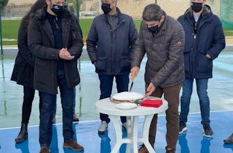 Παρουσία του Λευτέρη Αυγενάκη έκοψε την πίτα του το ΕΑΚΗ