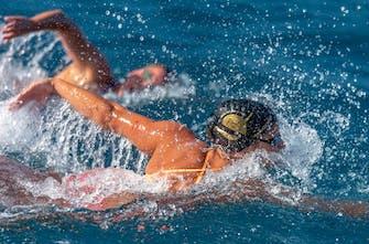 Αναβιώνει και φέτος ο Αυθεντικός Μαραθώνιος κολύμβησης στα στενά του Αρτεμισίου
