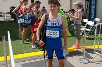Νικητής ο 19χρονος Καριοφύλλης στα 200μ. ανδρών