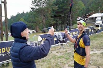 Ο Γιώργος Γκάτσιος είναι ο 2ος Έλληνας που τερμάτισε στον «39ο Σπάρταθλον»