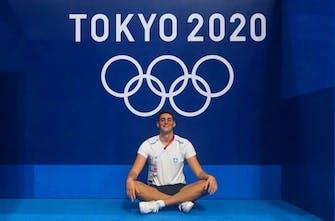 Δεν θα αγωνιστεί στους Ολυμπιακούς Αγώνες ο Εγγλεζάκης