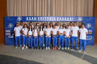 Αναχωρεί αύριο για το Μισάτο η ελληνική ολυμπιακή ομάδα στίβου