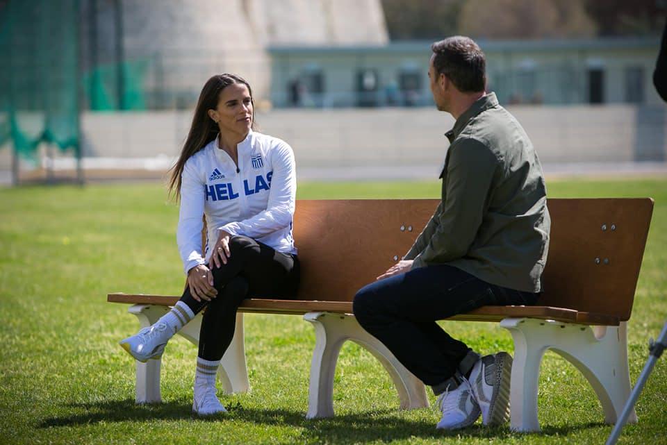 Αναστάτωσε ευχάριστα την αθλητική κοινότητα της Κρήτης ο Γιώργος Καπουτζίδης