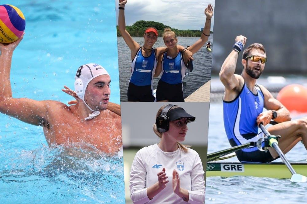 Τι έκαναν σήμερα (29/07) οι Έλληνες αθλητές στους Ολυμπιακούς Αγώνες