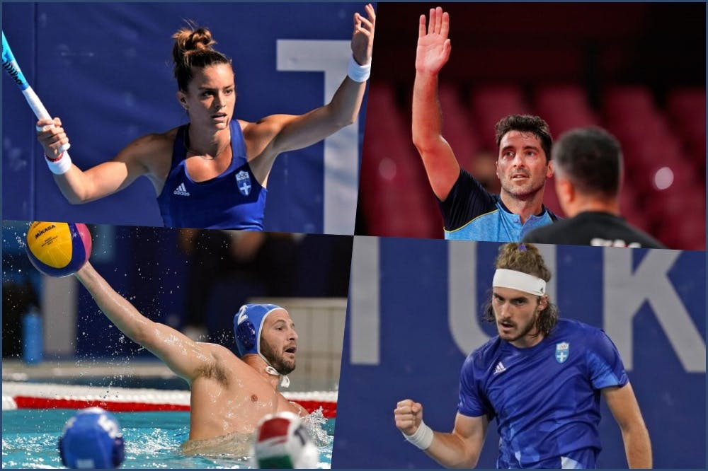 Τι έκαναν σήμερα (27/07) οι Έλληνες αθλητές στους Ολυμπιακούς Αγώνες