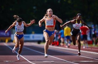 Τεταρτος ο Ντουσάκης στη σφύρα, έκτη η Εμμανουηλίδου στα 100μ., που προκρίθηκε και στα ημιτελικά των 200μ.