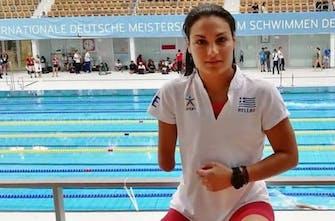 Έφη Γκουλή: Στην πρώτη της Παραολυμπιάδα με πίστη και όνειρα