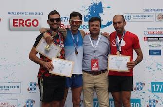 Οι πρωταθλητές Ελλάδας στα 10χλμ δημόσιου δρόμου
