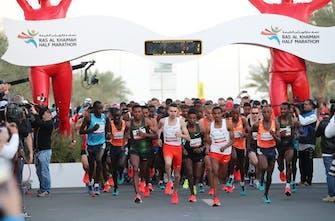Μετατέθηκε για το 2022 ο ημιμαραθώνιος του Ρας Αλ Καϊμά