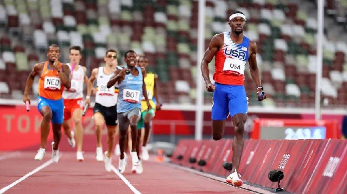 Νικητές οι Αμερικάνοι στα 4Χ400, η ομάδα της Μποτσουάνα έκλεψε την παράσταση