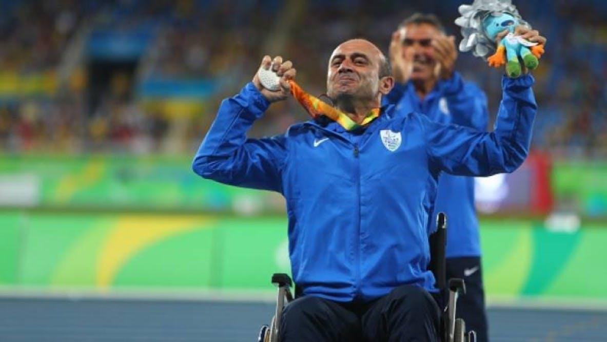 ΠαραολυμπιάδαΤόκιο: «Ασημένιος» ο Κωνσταντινίδης στην κορίνα με ρεκόρ Ευρώπης!