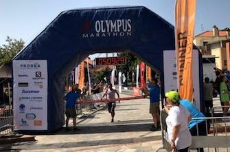 Πρώτος ο Θεοδωρακάκος στο Olympus Marathon