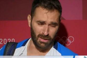 Ο Ιακωβίδης με μια δήλωση σήκωσε στους ώμους του αυτό που βιώνουν όλοι οι Έλληνες αθλητές