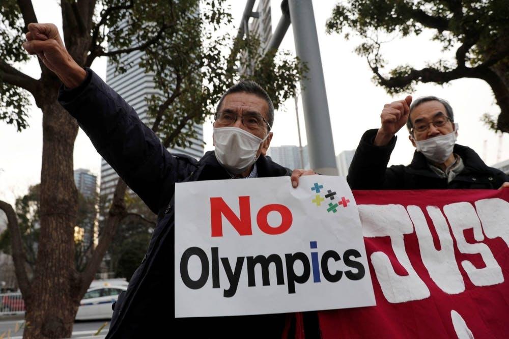 Έρευνα δείχνει πως το 83% των Ιαπώνων δεν θέλει τους Ολυμπιακούς Αγώνες