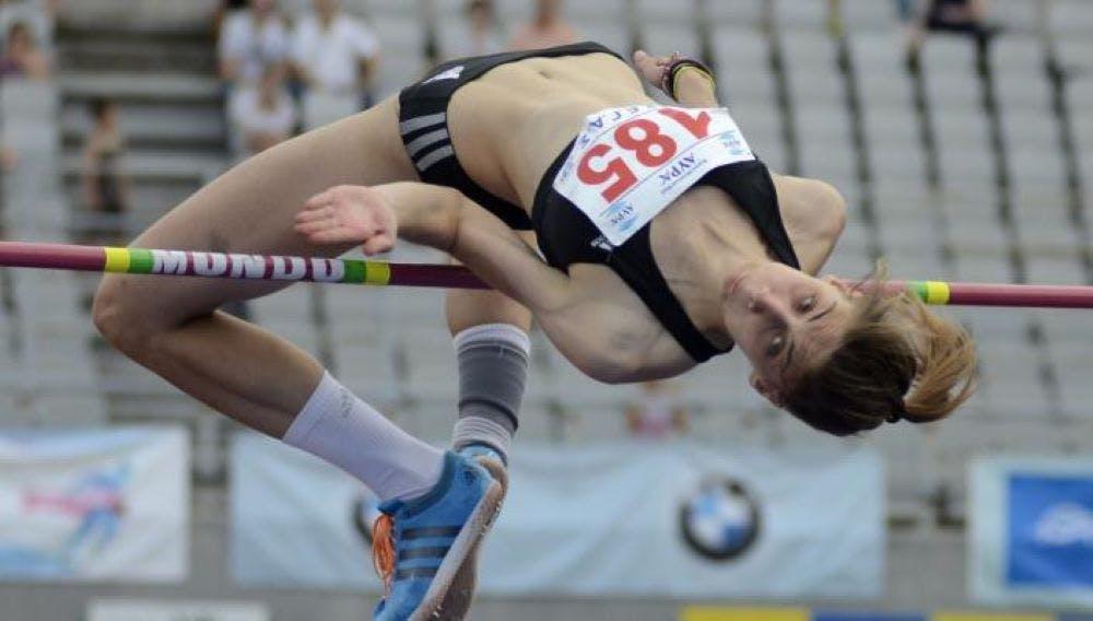 Πέμπτη στην Πολωνία η Ιωάννα Ζάκκα με 1.85μ.