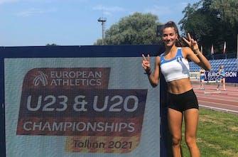 Ρεκόρ και προκρίσεις για τους Έλληνες αθλητές και αθλήτριες στο Ευρωπαϊκό Κ20