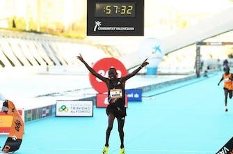 Kibiwott Kandie: «Μια μέρα υποσχέθηκα στον εαυτό μου ότι θα είμαι ο καλύτερος δρομέας»
