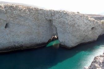 Πεζοπορία στο νησί της Μήλου (Pics)