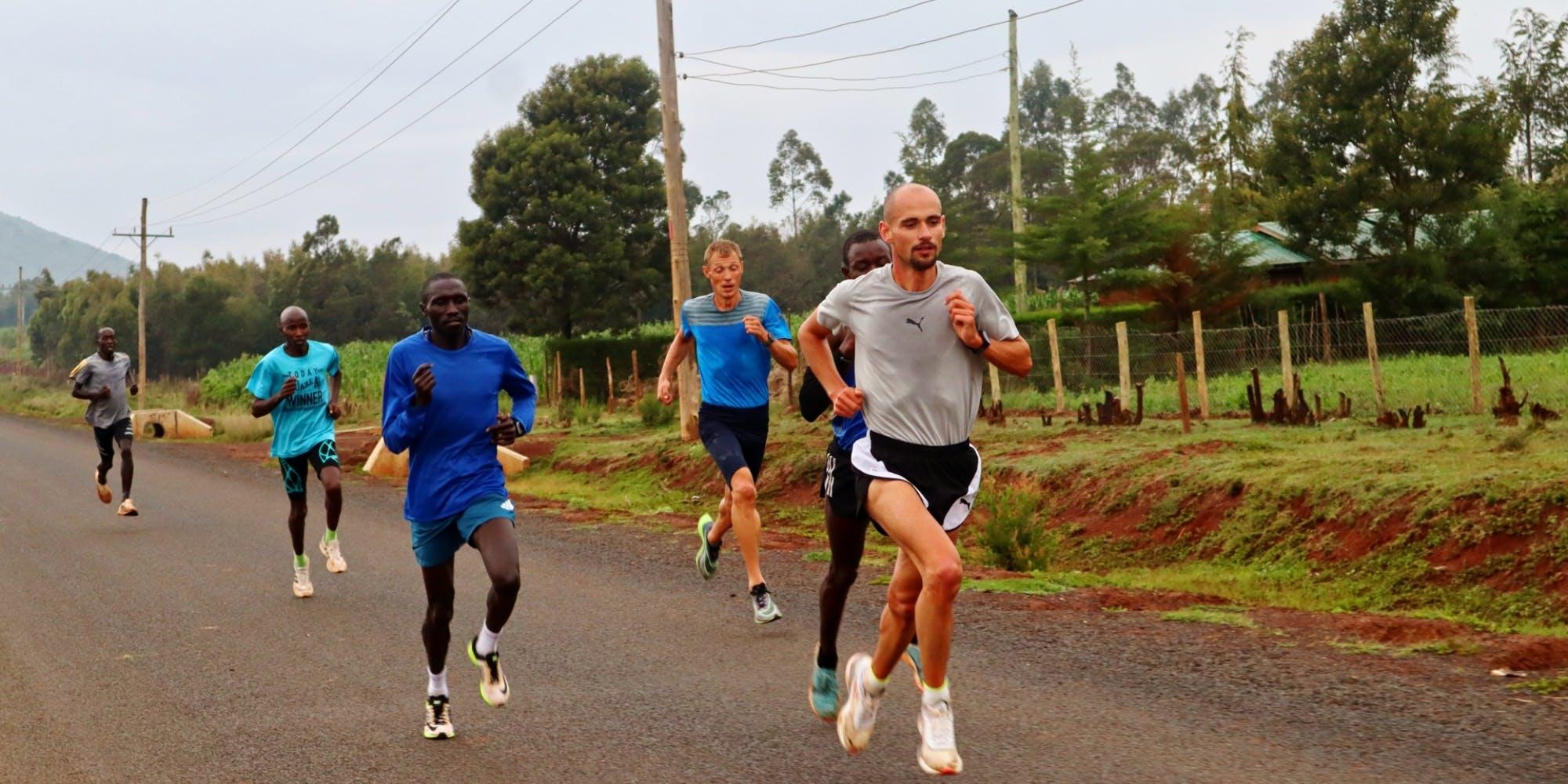 Kenya's Report: Όλες οι προπονήσεις και τα περάσματα πριν τo φορμάρισμα των δυο Γερμανών που θα τρέξουν στο Μαραθώνιο του Τόκιο