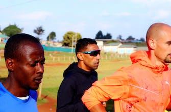 Kenya's Report: Το Runbeat στην προετοιμασία του Hendrik Pfeiffer για τους Ολυμπιακούς Αγώνες