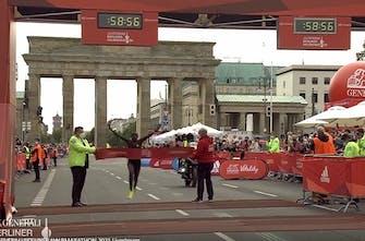 Ημιμαραθώνιος Βερολίνου: Απόλυτη κυριαρχία των Κενυατών – νικητές Kipkoech και Jepkosgei