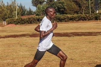 Insight View: Συνεχίζει τη σκληρή προετοιμασία του ενόψει Ολυμπιακών Αγώνων ο Mathew Kimeli