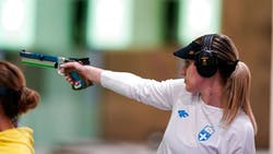 Καλό ξεκίνημα της Άννας Κορακάκη στα προκριματικά των 25μ. σπορ πιστόλι