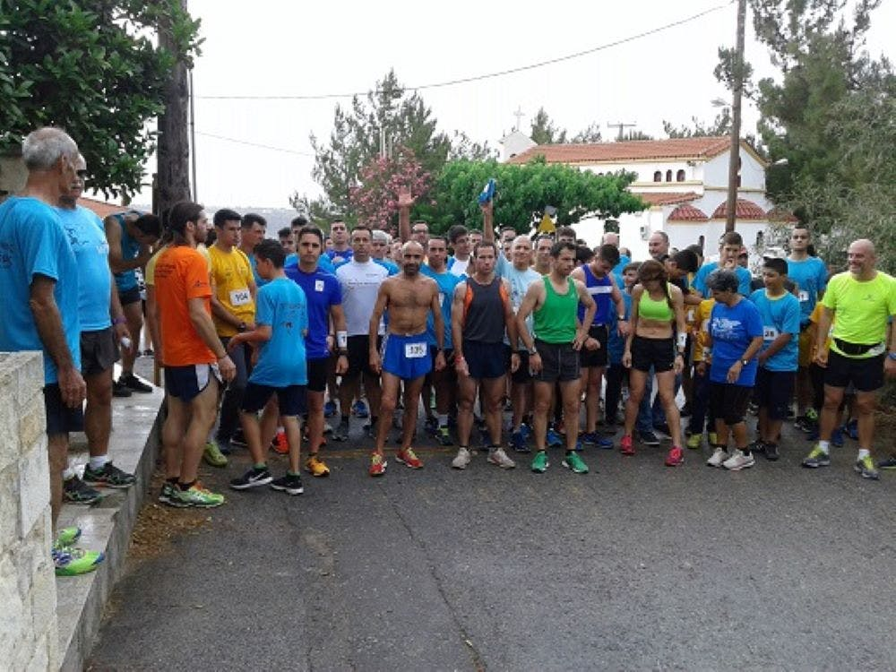 Στις 26/9 ο 34ος Κορακοβούνιος δρόμος, άνοιξαν οι συμμετοχές