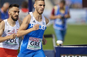 Γιαννοπούλου και Κοτίτσας νικητές στα 800μ.