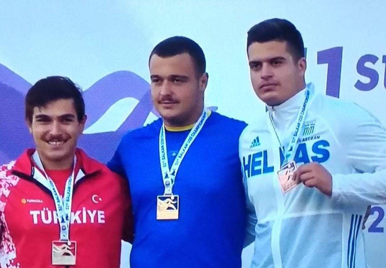 Όρια για το Παγκόσμιο και το Ευρωπαϊκό πρωτάθλημα Κ20 και Πανελλήνια ρεκόρ στη Θεσσαλονίκη