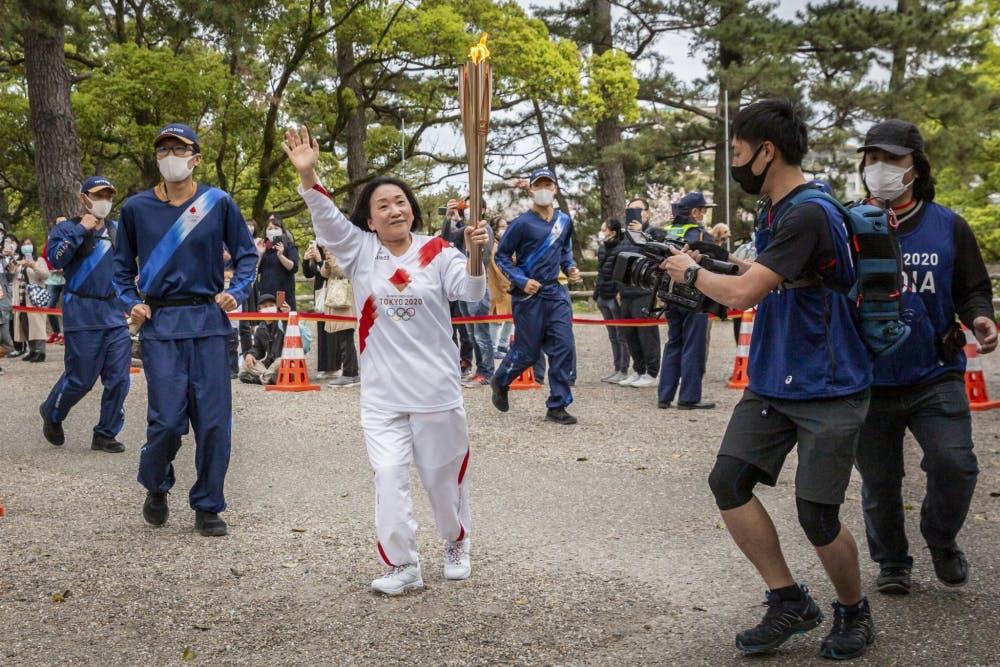 Δεν θα γίνει στον δρόμο η λαμπαδηδρομία των Ολυμπιακών Αγώνων στην Οσάκα
