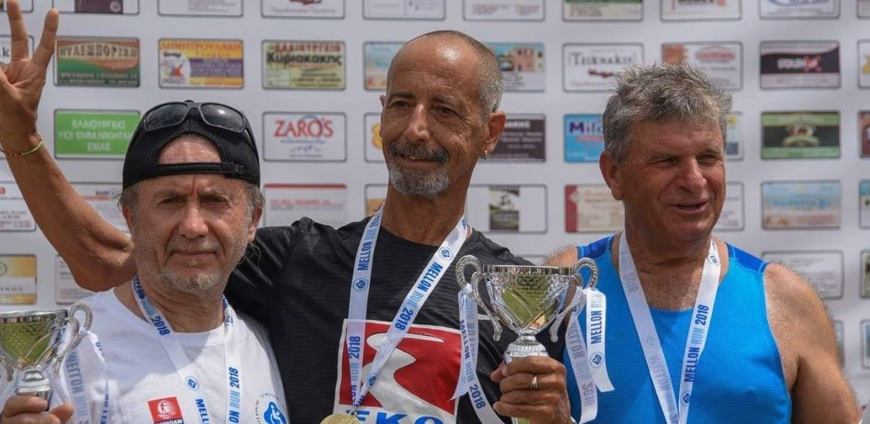 «Έφυγε» ο αθλητής μεγάλων αποστάσεων Λευτέρης Κουργεράκης