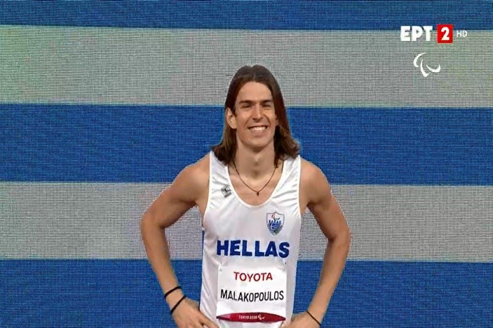 Τέταρτος με Παγκόσμιο ρεκόρ ο Μαλακόπουλος, στον τελικό προκρίθηκε ο Γκαβέλας