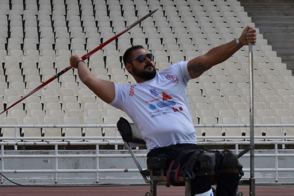 Στο Ευρωπαϊκό πρωτάθλημα με στόχο τη διάκριση ο Μανώλης Στεφανουδάκης