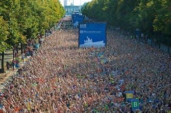 Μαραθώνιος Βερολίνου: Με 35.000 δρομείς τον Σεπτέμβριο