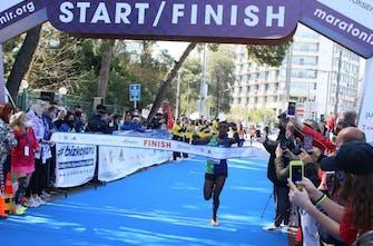 Μεγάλος νικητής στον Μαραθώνιο της Σμύρνης ο Getachew