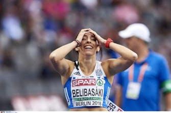 Ξεκινάει δυναμικά η Μαρία Μπελιμπασάκη