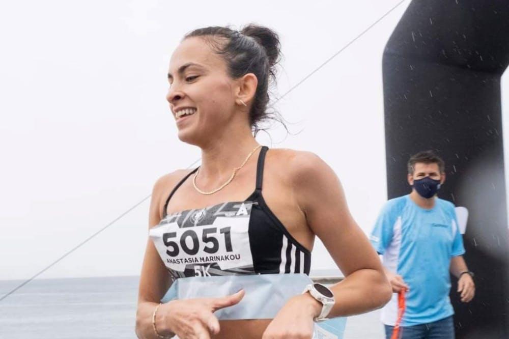Πρώτη η Μαρινάκου στα 5 χιλιόμετρα του Spetses Mini Marathon