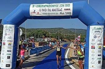9ος Ημιμαραθώνιος Χίου: Μεγάλος νικητής ο Μερούσης σε μία εξαιρετική διοργάνωση