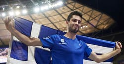 «Χρυσός» ο Τεντόγλου στο μήκος στο Ευρωπαϊκό πρωτάθλημα