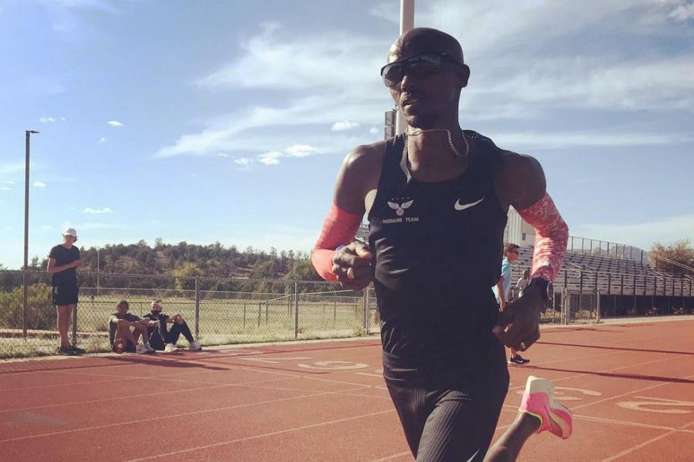 Insight View: Οι σκληρές προπονήσεις του Mo Farah δείχνουν τις προθέσεις του ενόψει Ολυμπιακών (Vids)