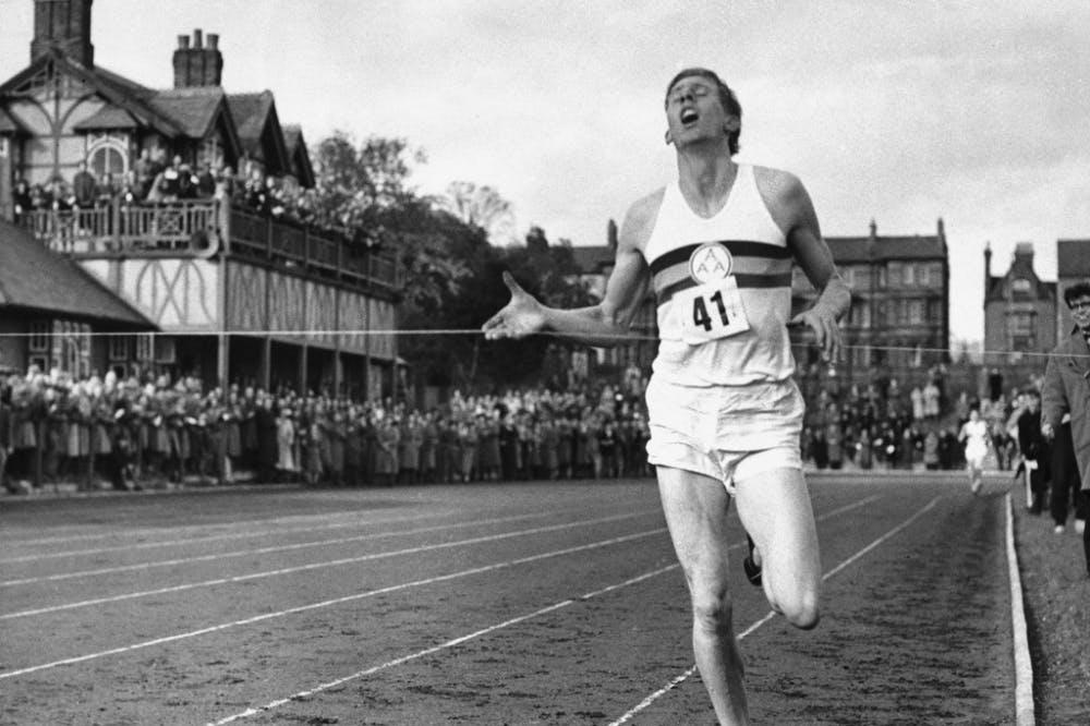 Πίστεψε το και θα το πετύχεις - Πως ο R. Bannister άλλαξε τον κόσμο του τρεξίματος (Vid)