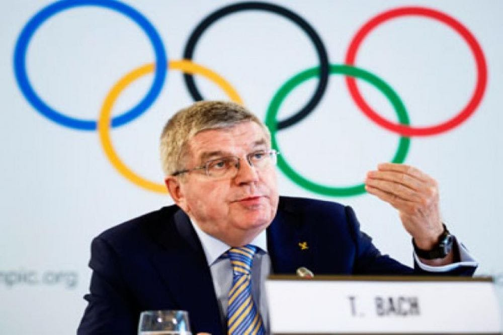 Μπαχ: «Κανονικά η διεξαγωγή των Ολυμπιακών Αγώνων»