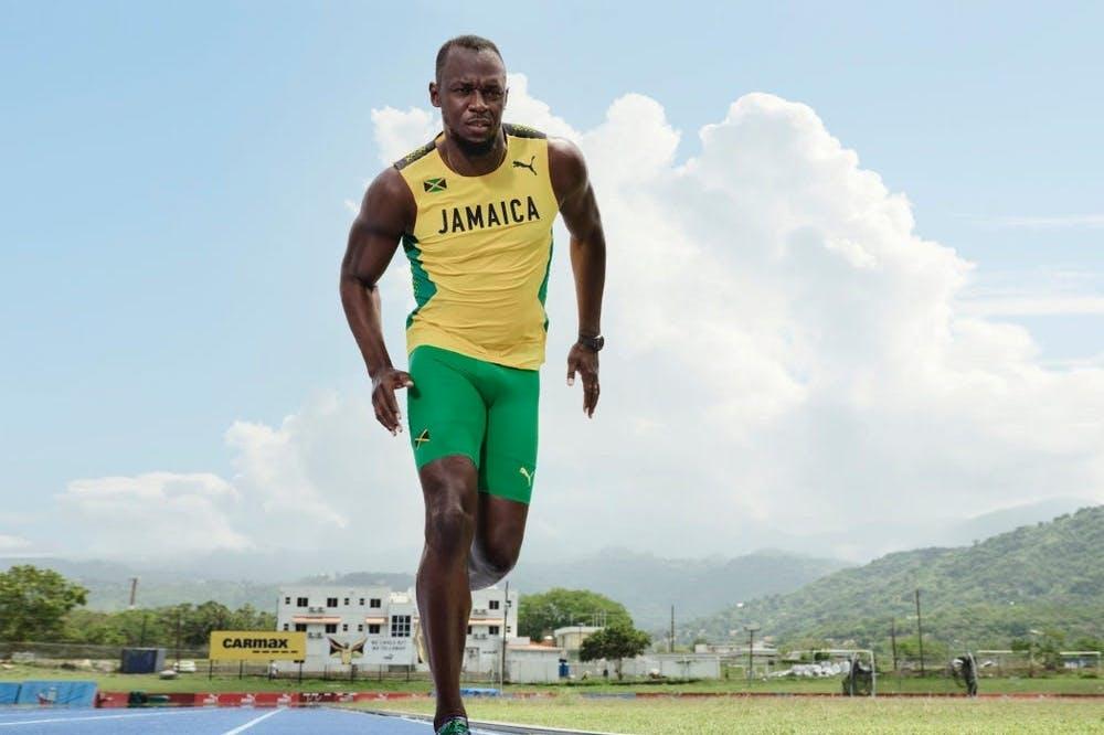 O Usain Bolt, τα παραπανήσια κιλά και το «800άρι» σε 2:41 (Vids)