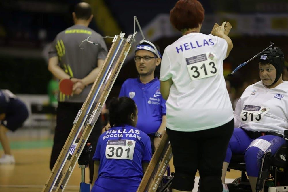 Χάλκινο μετάλλιο για Πολυχρονίδη, Ντέντα και Πυργιώτη – προκρίθηκε στον τελικό ο Σεΐτης