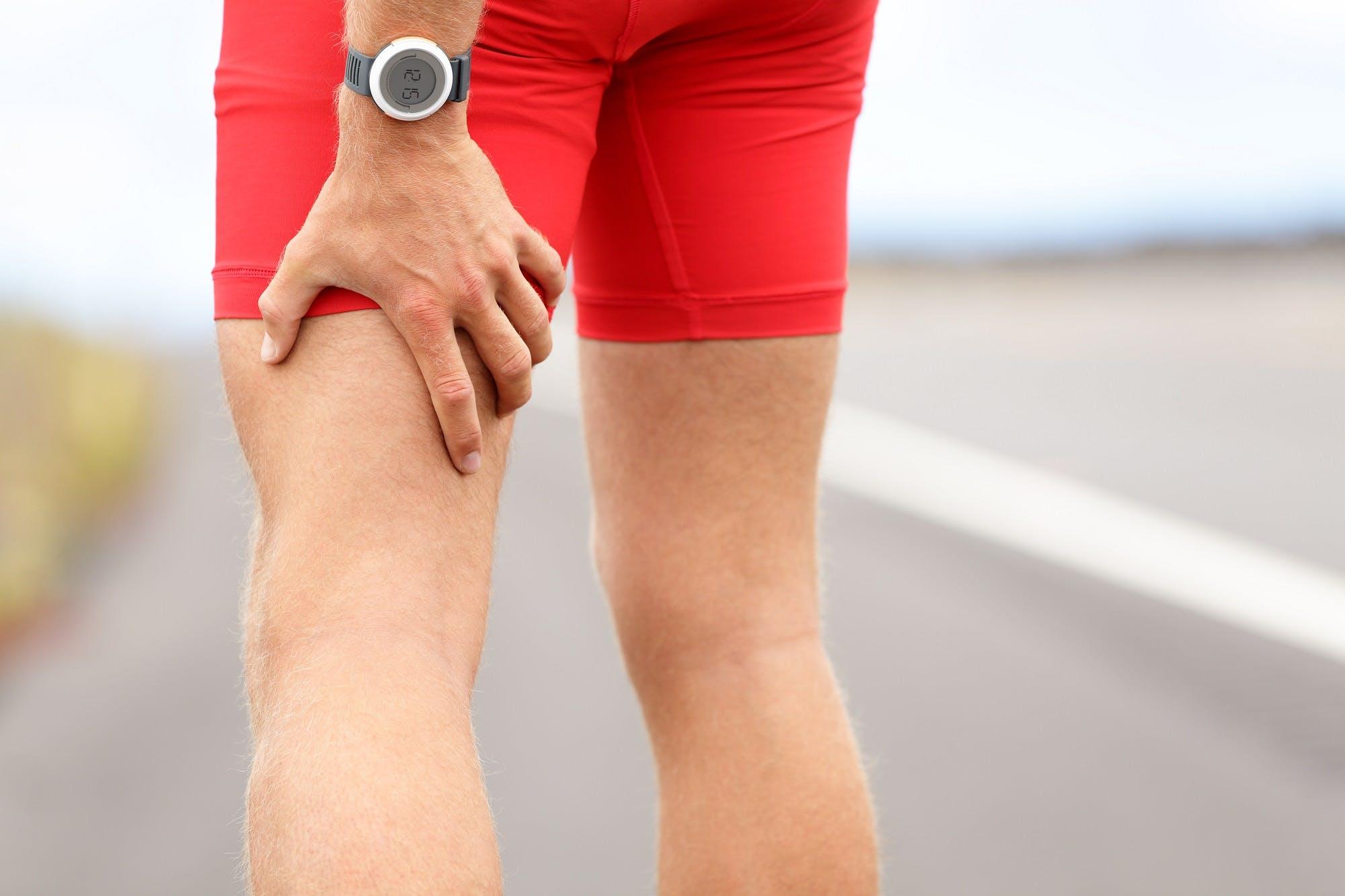 Μυϊκός τραυματισμός σε αθλητές - δρομείς